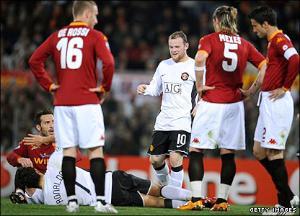 Ronaldo - Rooney
