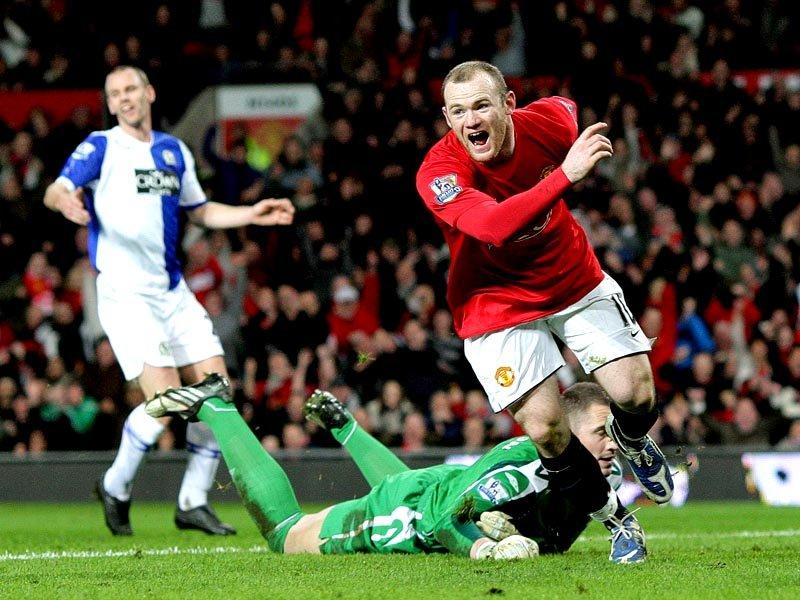 Rooney vs Blackburn