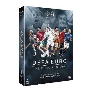 Euro Story 2012 DVD Boxset Cover