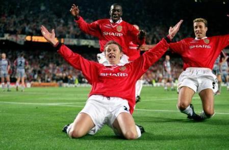 Soccer – UEFA Champions League – Final – Manchester United v Bayern Munich