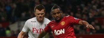 Anderson v Fulham 2013 Jan