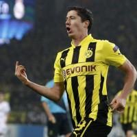 Robert Lewandowski - Borrussia Dortmund