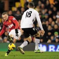 Rooney v Fulham winner Feb 2013