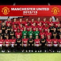 United Squad 12-13