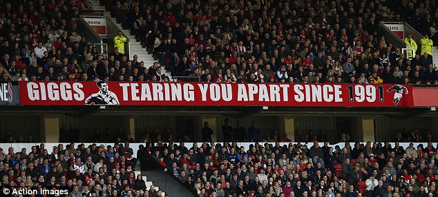 Giggs banner