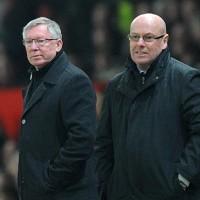Sir Alex & Brian McDermott Ex-Reading Manager
