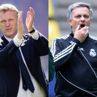Moyes & Mourinho