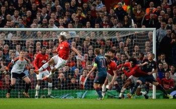 Vidic Goal