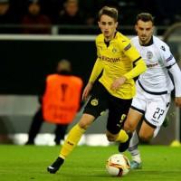 Borussia-Dortmund-v-PAOK-FC-UEFA-Europa-League