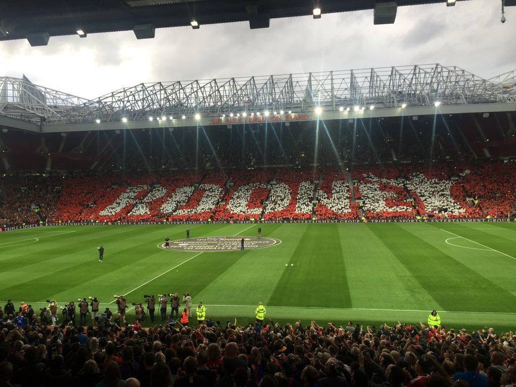 Manchester United star thanks fans and Jose Mourinho