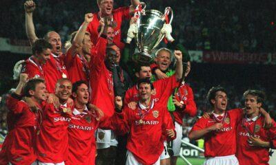 Manchester United 1999 squad